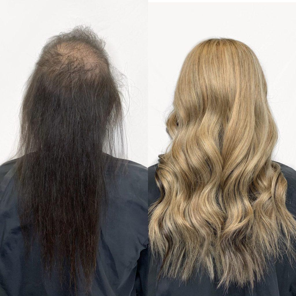 human hair wig services VA beach