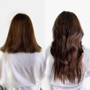 hand tied weft hair extensions caitlin essing
