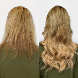 tape in hair extensions 16