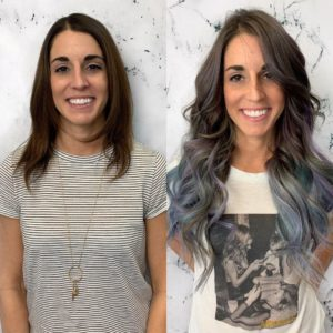transform your look with hair extensions