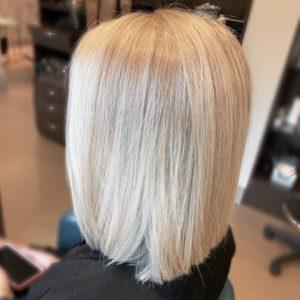 blonde hair color caitlin e VA Beach