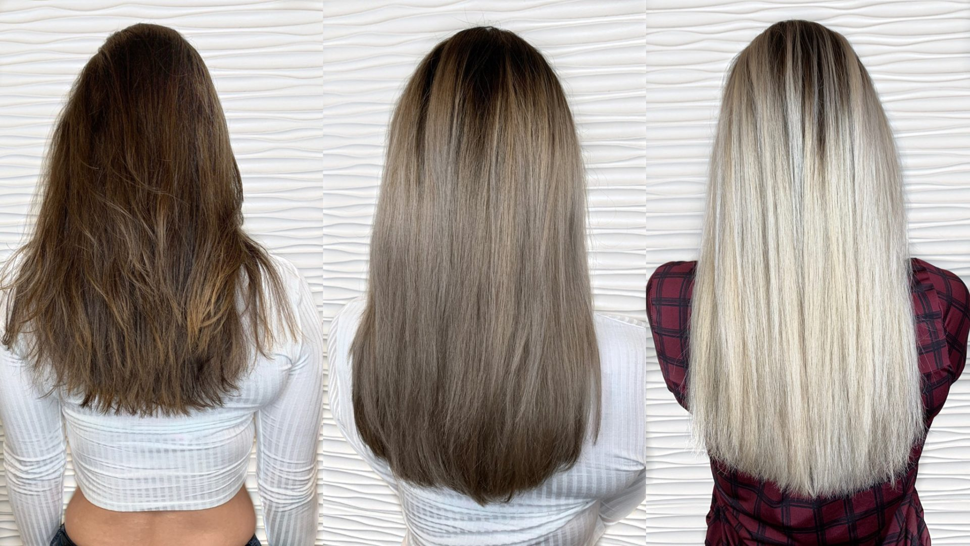 Journey to Blonde Hair