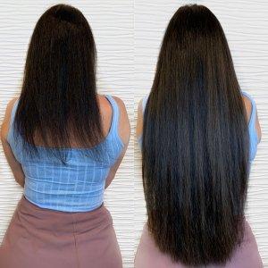 brunette-Great-lengths-extensions-salon-VA-Beach
